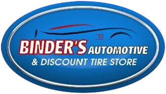 Binder's Automotive Logo