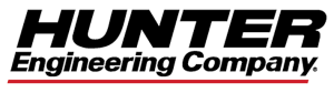 HUNTER ENGINEERING LOGO
