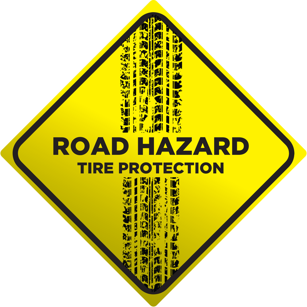 Road Hazard Logo